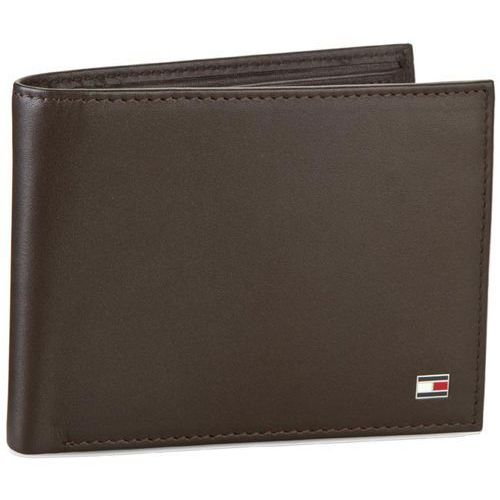 Duży Portfel Męski TOMMY HILFIGER - Eton Cc Flap And Coin Pocket AM0AM00652/83362 041