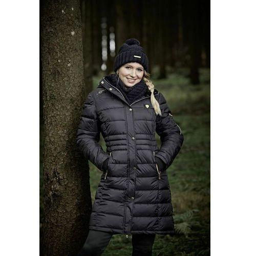 zimowy płaszcz damski Covalliero A/W 2020 - antracyt, XXL (44), 32223350