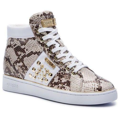 Guess Sneakersy - bekann fl7bek pel12 natu
