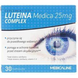 Leki na wzmocnienie wzroku i słuchu  Medical Line biogo.pl - tylko natura