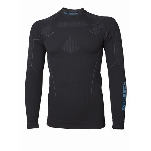 Brubeck Termoaktywna bluza męska thermo ls13040 czarny m