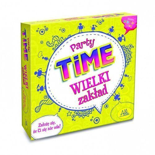 Party Time. Wielki Zakład (84664). Wiek: 11+