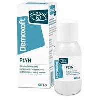 Demoxoft, Płyn do oczyszczania i pielęgnacji podrażnionej skóry powiek 100ml (5906190431592)