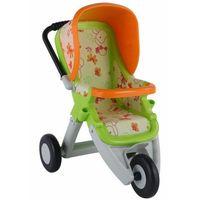 Wader-polesie Wózek dla lalek spacerowy 3-kolowy +darmowa dostawa przy płatności kup z twisto