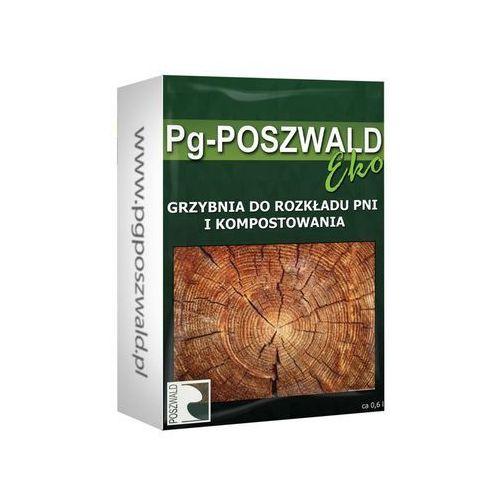 Grzybnia Do Rozkładu Pni I Kompostowania Eko Pg Poszwald