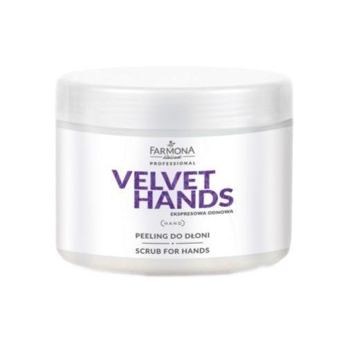 Velvet hands peeling do dłoni Farmona