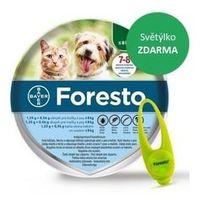 Obroża przeciwko kleszczom Foresto 38 cm dla psów i kotów (poniżej 8kg) (4007221037873)
