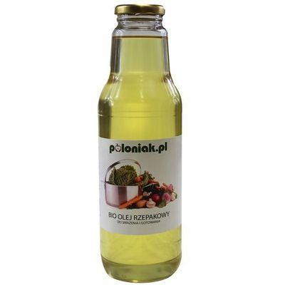 Oleje, oliwy i octy POLONIAK (produkty vege, napary,majonezy) biogo.pl - tylko natura