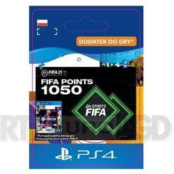 Fifa 21 1050 punktów [kod aktywacyjny] ps4 marki Sony