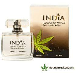 Perfumy damskie   Naturalnie z konopi