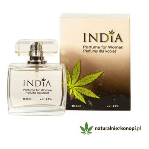 Damskie perfumy z nutą konopi 45ml