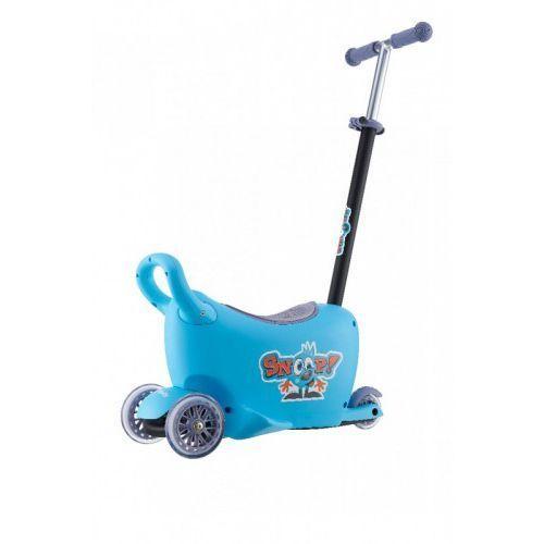 Jeździk SNOOP 3w1 BLUE 20E1 853E6