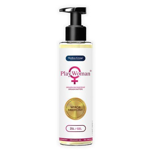 PlayWoman 150 ml - Żel pobudzający orgazm dla kobiet, 4102501