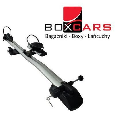Bagażniki rowerowe do samochodu Whispbar BOXCARS