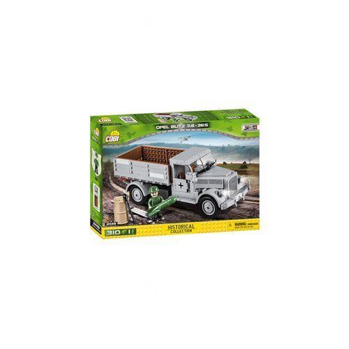 Klocki COBI Samochód ciężarowy 2Y36CK Oferta ważna tylko do 2023-04-03