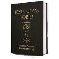 Jezu, ufam Tobie! PPKŚ opr. czarna (9788375692051)