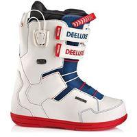 buty snowboardowe DEELUXE - The Brisse ID PF white (9140)