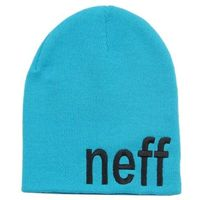 czapka zimowa NEFF - Form Beanie (CYAN) rozmiar: OS