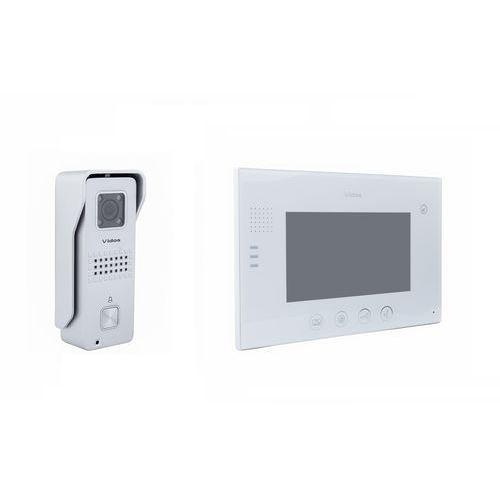 Zestaw wideodomofonu stacja bramowa s6 + monitor m670w  marki Vidos