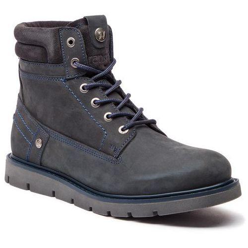 197a389b0437e Kozaki - tucson wm182010 navy 16 marki Wrangler · Przyciągające uwagę buty  ...