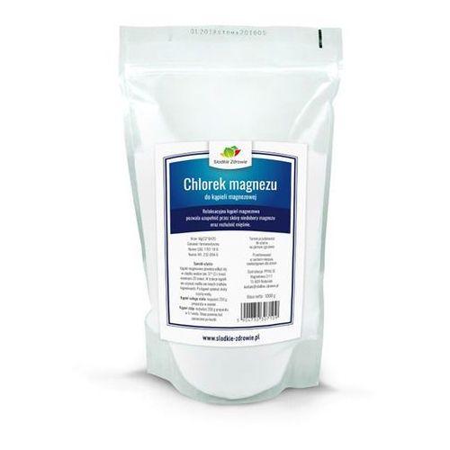 Chlorek magnezu 1kg  marki Słodkie zdrowie