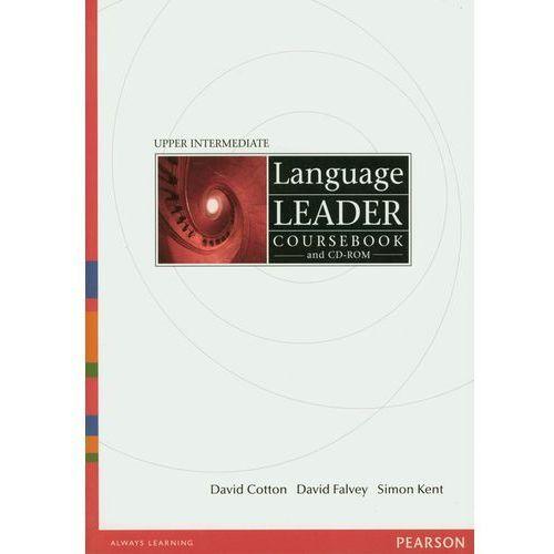Language Leader Upper Intermediate Coursebook (podręcznik) plus CD-ROM