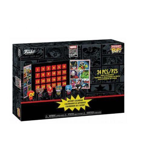 Funko Brelok kalendarz adwentowy - pop! vinyl: marvel marvel (24 figurki)