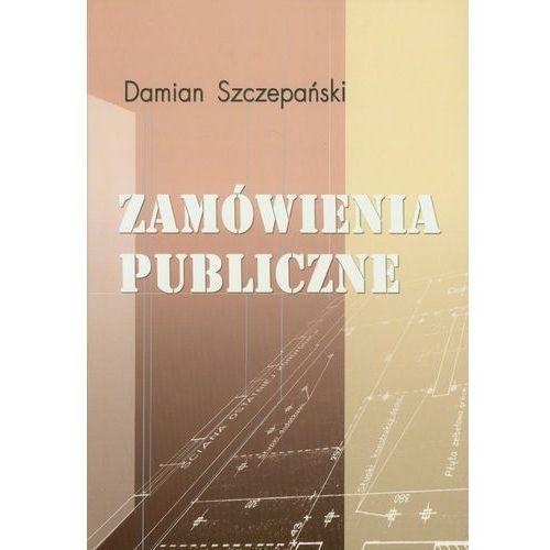 Zamówienia publiczne - Szczepański Damian