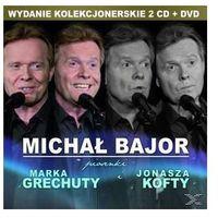 Michał Bajor - Piosenki Marka Grechuty i Jonasza Kofty (2CD+DVD) (5906409901878)