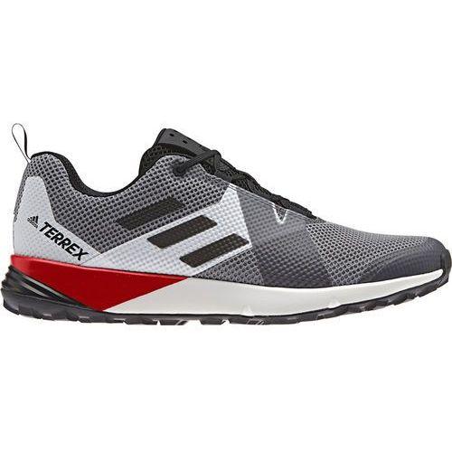 terrex two bc0499 szary uk 7.5 ~ eu 41 1/3 ~ us 8, Adidas