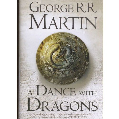 A Dance with Dragons [Game of thrones] (1026 str.)
