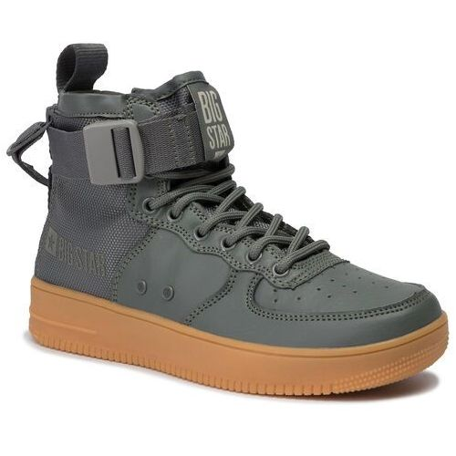 Sneakersy BIG STAR - EE274646 Khaki