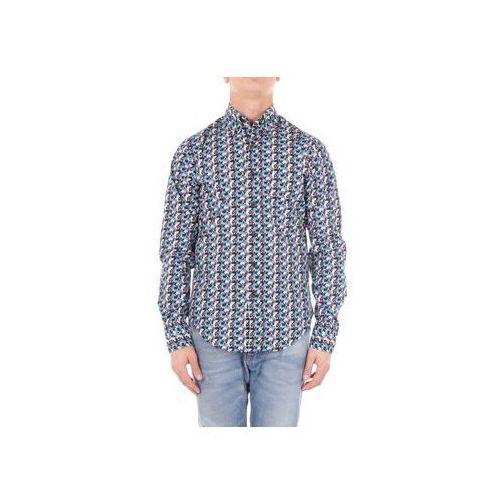Koszule z długim rękawem UCN1471PHK (Prada) opinie +  42a3f