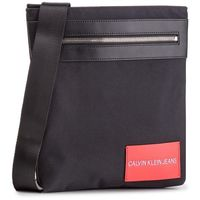 Saszetka CALVIN KLEIN JEANS - Sp Essential + Flat Pack K40K400800 Black 001