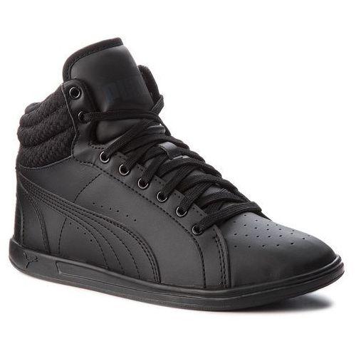Sneakersy ikaz mid v2 363713 02 black black (Puma)