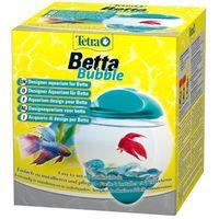 TETRA Akwarium Betta Bubble z lampą LED turkusowe - DARMOWA DOSTAWA OD 95 ZŁ!