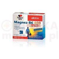 Doppelherz Aktiv Magnez-B6 UltraFAST 20sasz (4009932571998)
