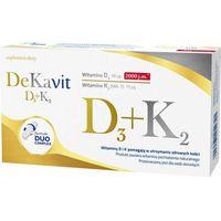 Kapsułki DeKavit D3+K2 x 30 kapsułek