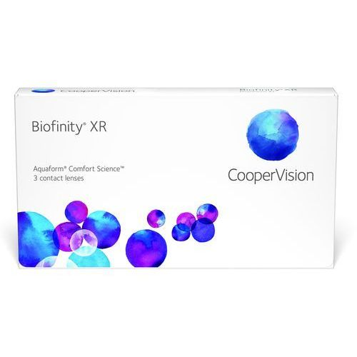 Cooper vision Biofinity xr, 3 szt