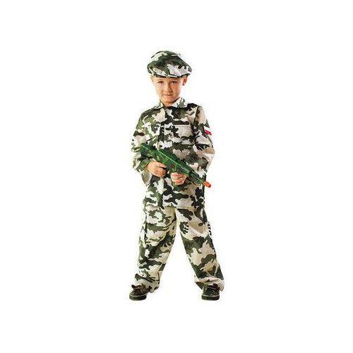 Kostium żołnierz - xs - 98/104 cm marki Gam