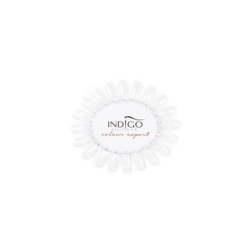 Indigo wzornik owal przezroczysty indigo colour expert (white)