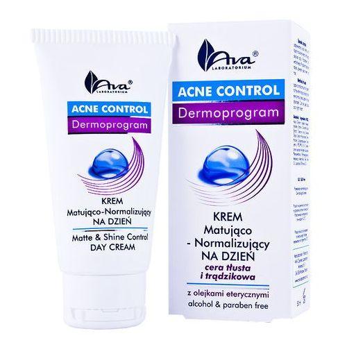 Ava acne control krem na dzień matująco-normalizujący 50ml Ava laboratorium kosmetyczne