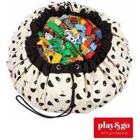PLAY&GO Worek na zabawki/Mata do zabawy - Panda (5901307150052)