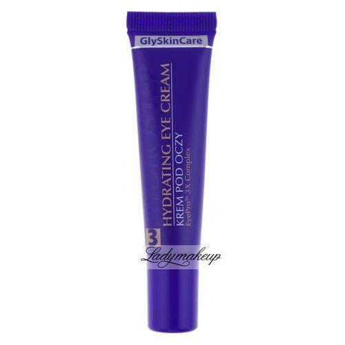 Hydrostep hydrating eye cream - nawilżający krem pod oczy na dzień i na noc - (3) Glyskincare