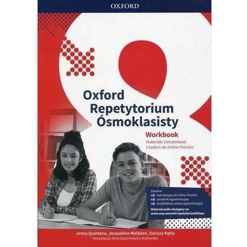 Oxford Repetytorium Ósmoklasisty. Workbook with Online Practice (88 str.)