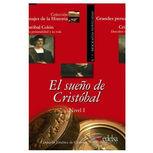 Sueno de Cristobal Nivel 1 - Jimenez de Cisneros Consuelo (9788477116165)