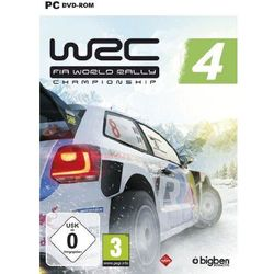 WRC FIA World Rally Championship 4 (PC)