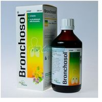 Syrop Bronchosol syrop 200 ml