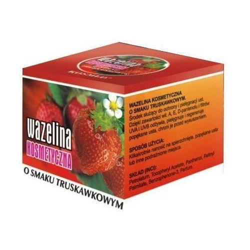 Wazelina kosmetyczna truskawka 15ml Kosmed - Świetny upust