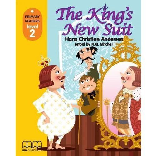 The king's new suit sb + cd mm publications